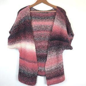 Handmade Sweater Cardigan Flawed